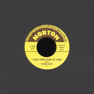 Warren Smith / Mack Vickery - I Like Your Kind Of Love / Fool Proof