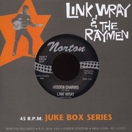 Link Wray & The Wraymen - Hidden Charms / Five And Ten