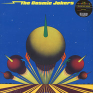 Cosmic Jokers, The - The Cosmic Jokers Yellow Vinyl Edition