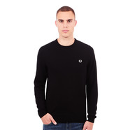 Fred Perry - Classic Crew Neck Knit Sweater