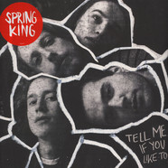 Spring King - Tell Me If You Like To Red Vinyl Edition