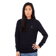Fred Perry - Crew Neck Sweater