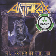 Anthrax - A Monster At The End Black Vinyl Edition