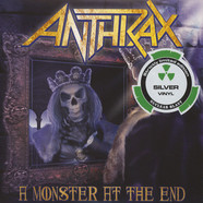 Anthrax - A Monster At The End Silver Vinyl Edition