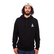 HUF - Concrete Triple Triangle Pullover Fleece Hoodie