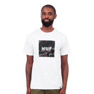 HUF - Muted Military Box Logo T-Shirt