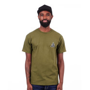 HUF - Muted Military Triple Triangle T-Shirt