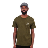 HUF - Triple Triangle Streaky Heather T-Shirt