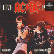 AC / DC - Live At Towson Center, Md, October 16th, 1979 KBFH-FM