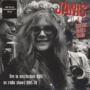 Janis Joplin & Kozmic Blues Band - Live In Amsterdam April 11, 1969 + US Radio Shows 1969-1970
