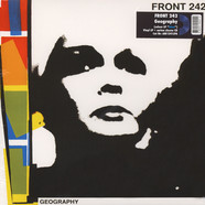 Front 242 - Geography Blue Vinyl Edition