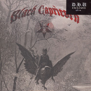 Black Capricorn / Weed Priest - Split Tri Colored