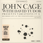 John Cage & David Tudor - Variations IV