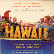 Cinema Sound Stage Orchestra Composed By Elmer Bernstein, The - Hawaii And Other Favorites From A Pacific Paradise
