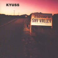 Kyuss - Welcome To Sky Valley Yellow-Gold / Marbled Vinyl Edition