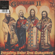 Goatess - Purgatory Under New Management Black Vinyl Edition