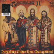 Goatess - Purgatory Under New Management Beer Colored Vinyl Edition