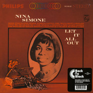 Nina Simone - Let It All Out Back To Black Edition