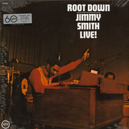 Jimmy Smith - Root Down: Jimmy Smith Live! Back To Black Edition