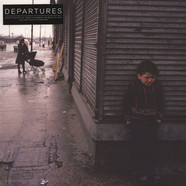 Departures - Death Touches Us, From The Moment We Begin To Love Clear Splatter Vinyl Edition