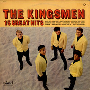Kingsmen, The - 15 Great Hits