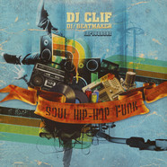 DJ Clif - Influences