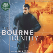 John Powell - OST The Bourne Identity Military Green Vinyl Edition