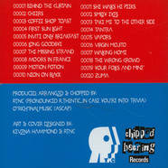 RTNC (Timeless Truth & Your Old Droog) - Mono En Stereo