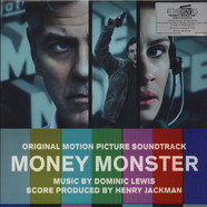 Dominic Lews / Henry Jackman - Money Monster Money Monster Green Vinyl Edition
