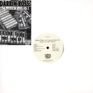 Darrin Ross (Lord Aagil) - Producer Series Volume 2 - Skunk Funk 1991-1994 EP