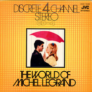 The Film Studio Orchestra - The World Of Michel Legrand