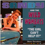 Sandy & The Wild Wombats - The Girl Can't Help It!