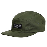 The Quiet Life - Foundation 5-Panel Cap