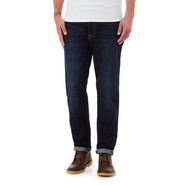 Edwin - ED-45 Loose Tapered Pants Deep Blue Denim, 11.8oz