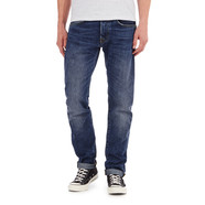 Edwin - ED-55 Relaxed Tapered Pants Deep Blue Denim, 11.8oz