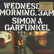Simon & Garfunkel - Wednesday Morning 3AM