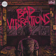 A Day To Remember - Bad Vibrations Colored Vinyl Edition