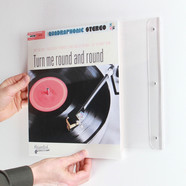 Kaiserlich - Invisible Vinyl Cover Display