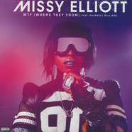 Missy Elliott - WTF: Where They From Feat. Pharrell Williams