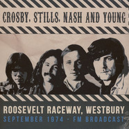 Crosby, Stills, Nash & Young - Roosevelt Raceway, Westbury, September 1974