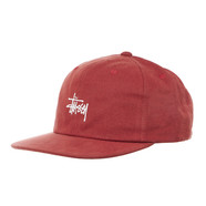 Stüssy - Smooth Stock Twill Snapback Cap