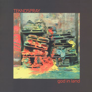 Teknospray - God In Land Red Vinyl Edition