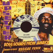 Eric Donaldson & The West Indians - Oh Lord / Never Get Away