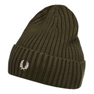 Fred Perry - Cotton Ribbed Beanie