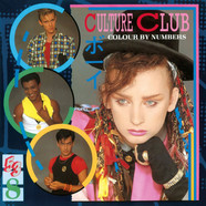 Culture Club - Colour By Numbers Colored Vinyl Edition