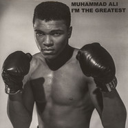 Muhammad Ali - I'm The Greatest Clear Vinyl Edition