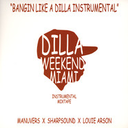 J Dilla aka Jay Dee - Bangin Like A Dilla Instrumental Colored Vinyl Edition