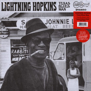 Lightnin' Hopkins - Texas Blues Man Red Vinyl Edition