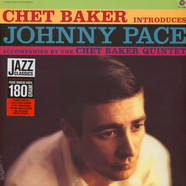 Johnny Pace - Chet Baker Introduces ...