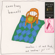 Courtney Barnett - Sometimes I Sit And Think And Sometimes I Just Sit Pink Vinyl Edition